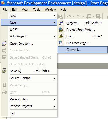 convert pdf to html asp net