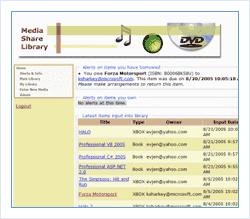 Media Library Starter Kit