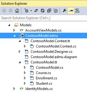show new model files