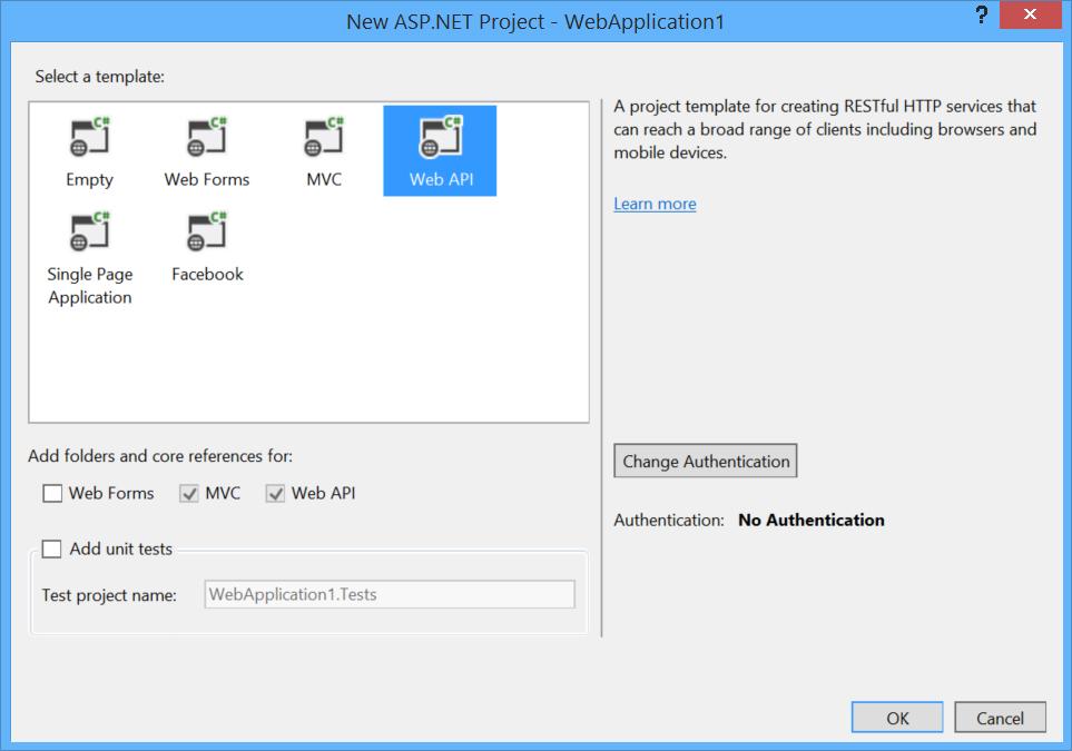 asp net menu templates - tracing in asp net web api 2 the asp net site