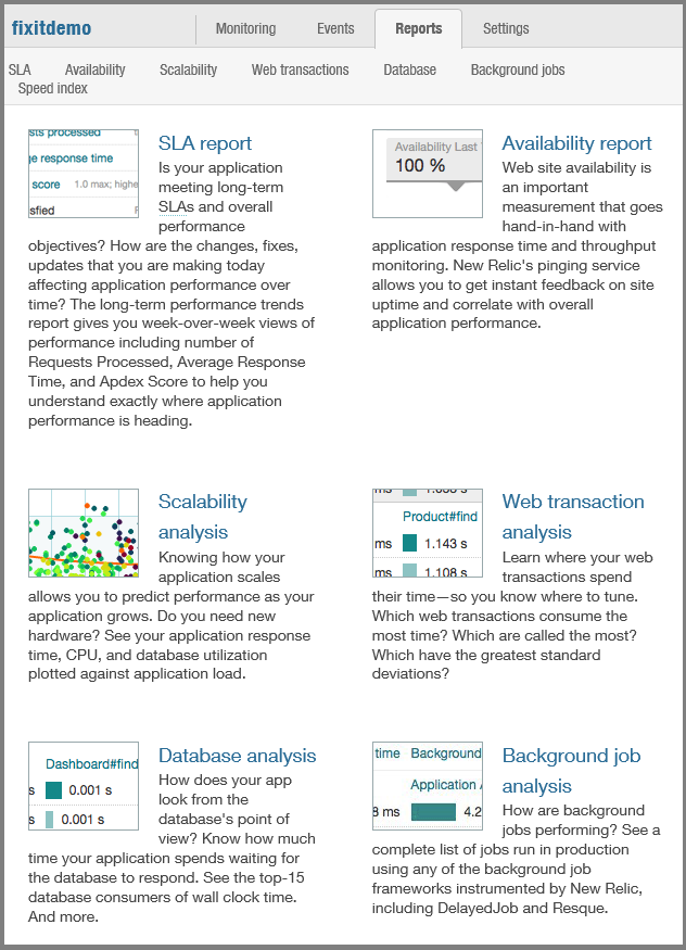new relic instrument all net applications